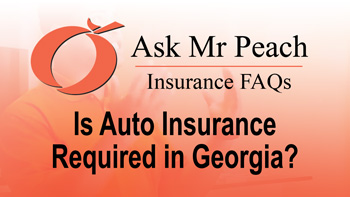 Is Auto Insurance Required in Georgia?