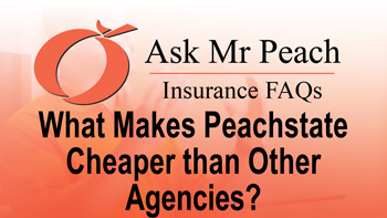 What Makes Peachstate Cheaper than Other Agencies?