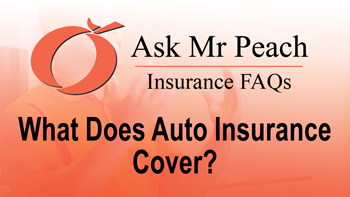 What Does Auto Insurance Cover?