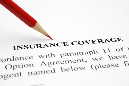 Insurance coverage agreement